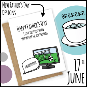 Father's Day is nearly here
